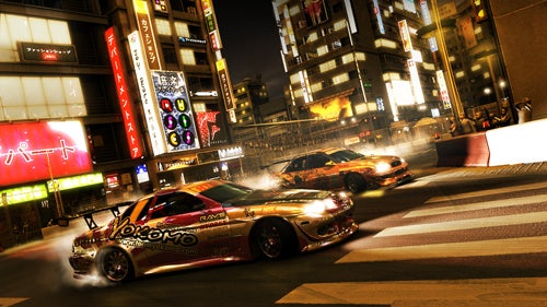 Codemasters Races GRID To Japan