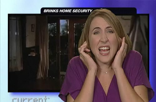 Sarah Haskins Targets Scary Home Security Ads