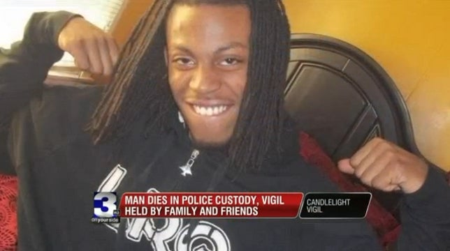 Death of Handcuffed Man in Police Custody Ruled a Suicide