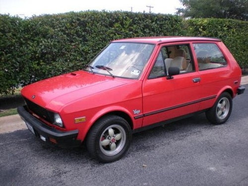 World's Nicest Yugo for $7,999!