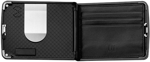 If You Think You Need This $825, Biometrically Secured Wallet, You Have Paranoia Issues