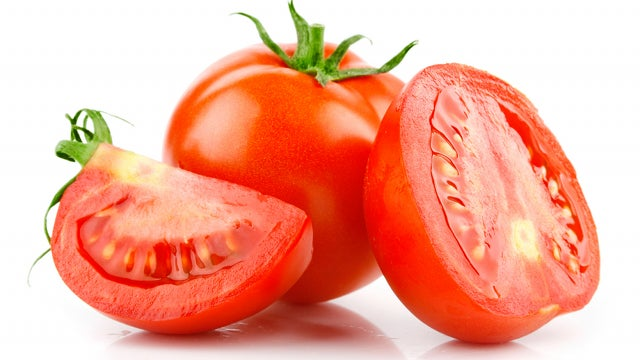What Color Were Tomatoes Before All the Dinosaurs Died?