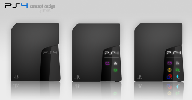 So, I Guess We're Supposed to Just Imagine the PS4?