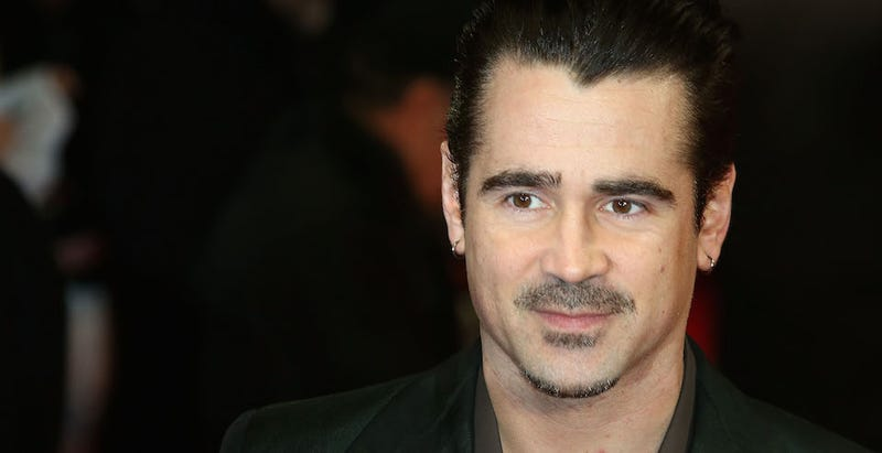 Colin Farrell Reportedly in Talks to Star in True Detective's Season 2
