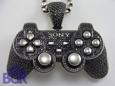Geek Couture: PS2 Inspired Bling Edition