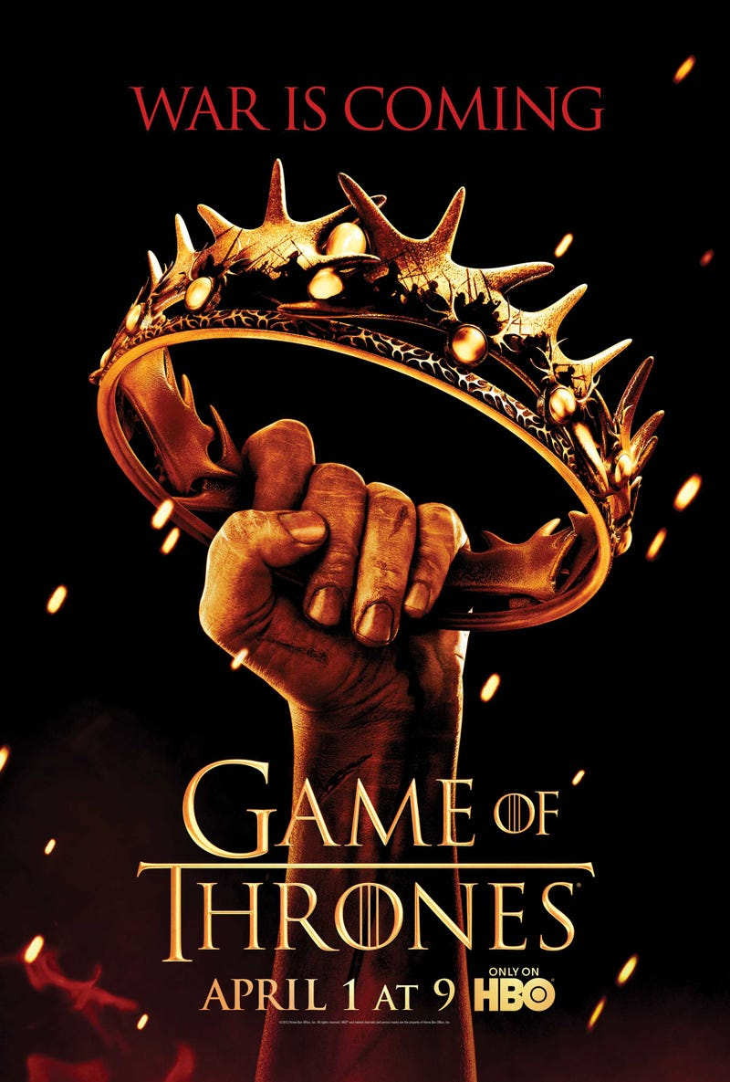 Latest Game of Thrones Poster