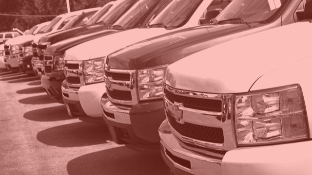 GM Has 240,810 Trucks On Dealer Lots While The Truck Market Tumbles