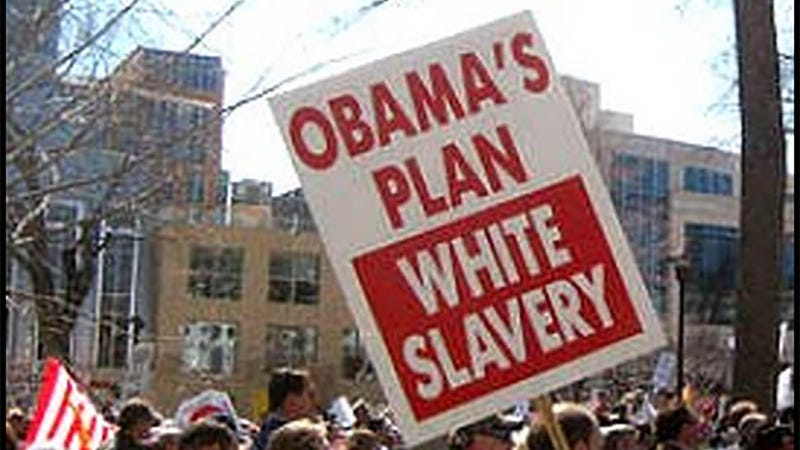 #WhiteManMarchProtestSigns Is Trending And It Is Hilarious!