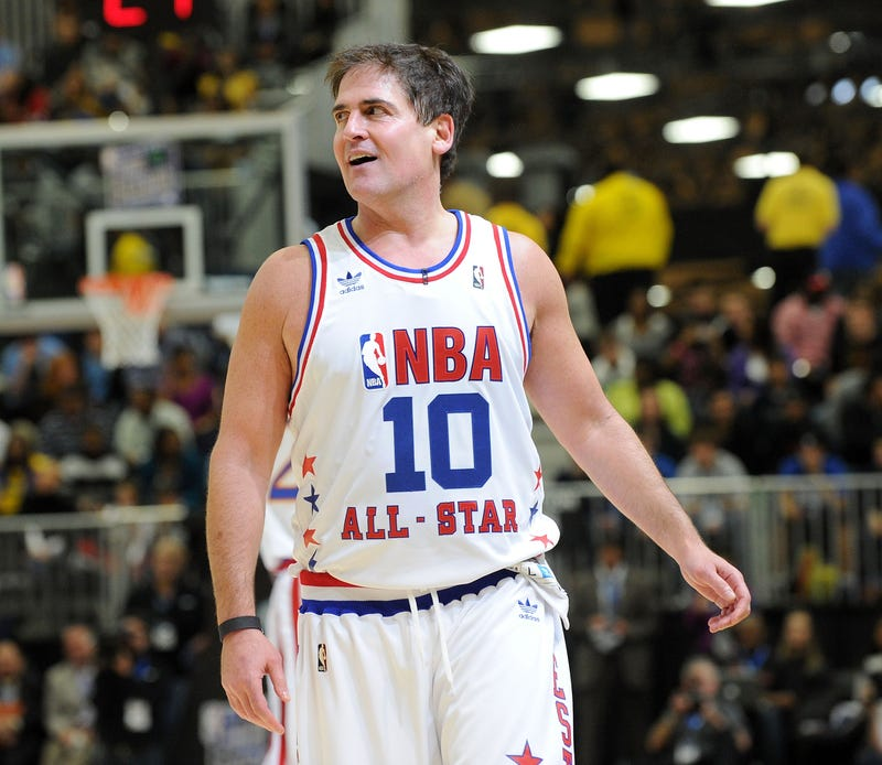 ​Mark Cuban Is Fighting To Make HGH Legal In The NBA