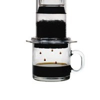 Use an AeroPress for Small Servings of Coffee