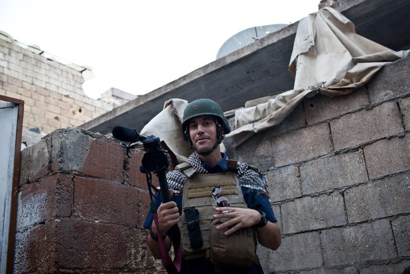 Another American Journalist Has Been Kidnapped In Syria
