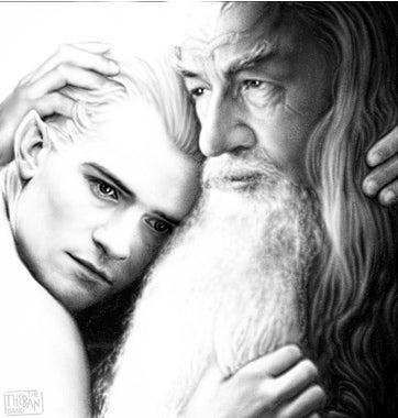 Gandalf Is The Only Gay in Middle Earth