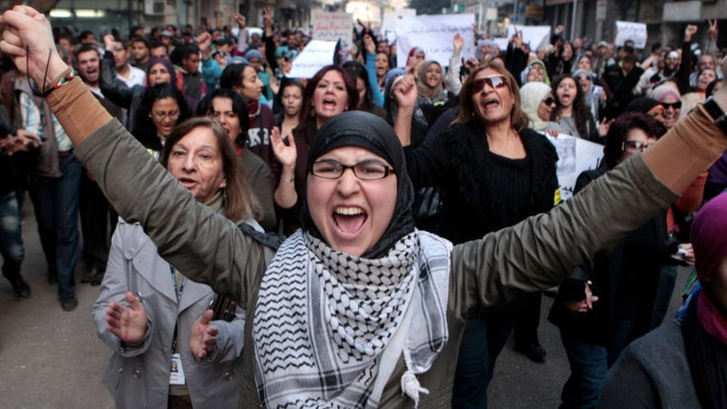 Why Does the Middle East Hate Women?