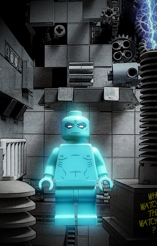 Lego Dr. Manhattan Reminds Us To Be Excited About Watchmen