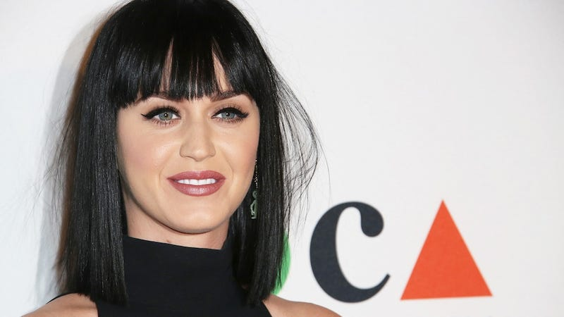 Katy Perry's Breakup Plan: Dye Hair Green, Become Art Collector