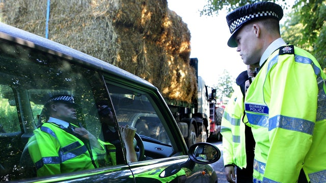 ​UK Police To Seize Driver's Phones After A Crash