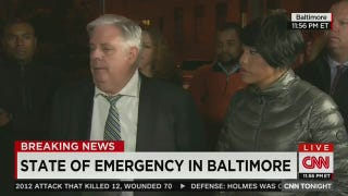 Maryland Governor, Baltimore Mayor Walk Off Interview With Don Lemon
