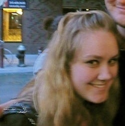 Bright-Eyed Young Literary Woman Not Enjoying Paris, Sadly