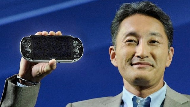 Report: The New President of Sony Is Kaz Hirai, the Boss of Playstation