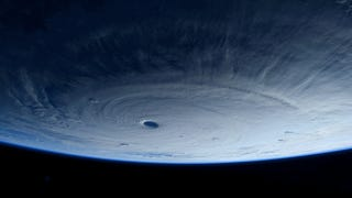 Super Typhoon Maysak LooksTerrifying From Space