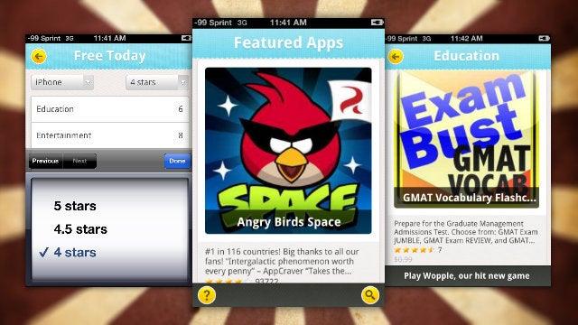 Busca aplicaciones gratuitas para iOS con Tekiki