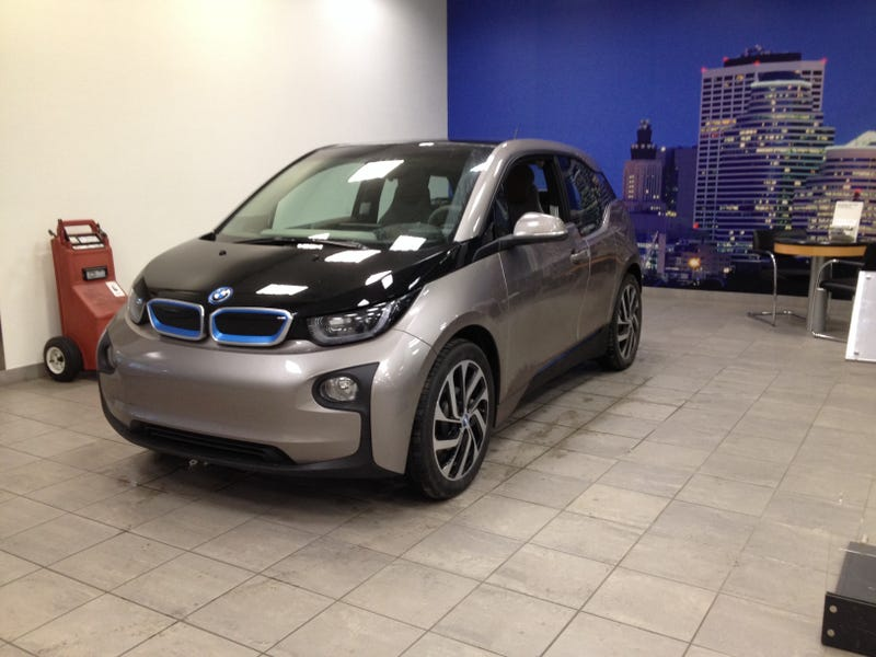 The i3 is hideous