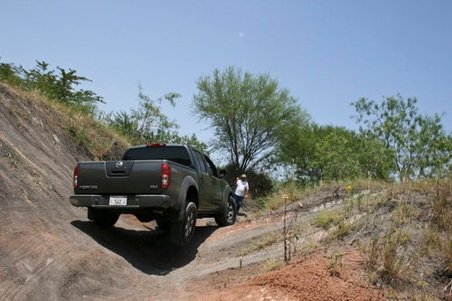 Nissan Frontier PRO4X At Play