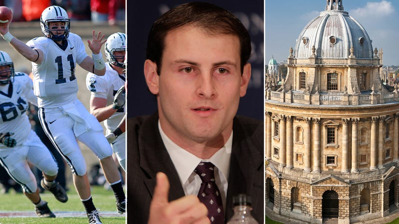 Yale Quarterback Accused in Vaguest Sexual Assault Story Ever [Updated]