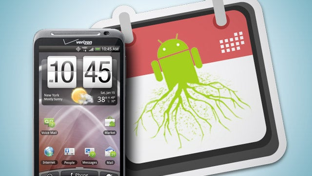 How to Root the HTC Thunderbolt [Out of Date]