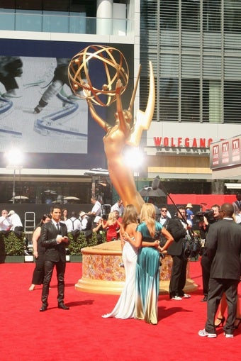 Emmys 2010: Red Carpet Open Thread