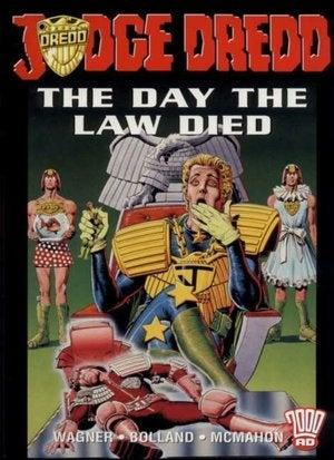 Top 11 Essential Judge Dredd Stories