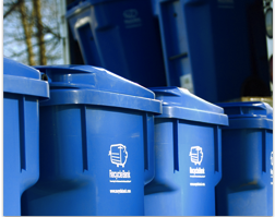 A Recycling Bin That Knows When You're Not Using It (And Fines You For It)