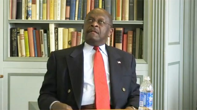 Have You Submitted Your Note of Womanly Encouragement to Herman Cain Yet?