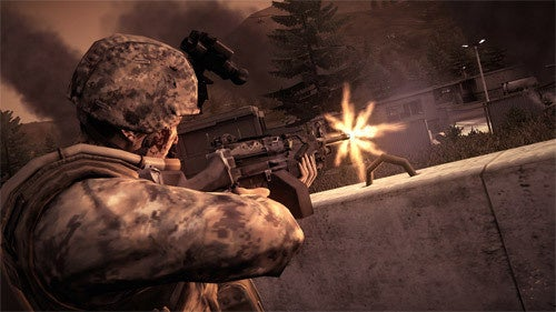 Operation Flashpoint: Dragon Rising Staggers Out DLC