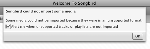 First Look at Songbird 1.0, aka iTunes Killer, aka Sloppy Mess
