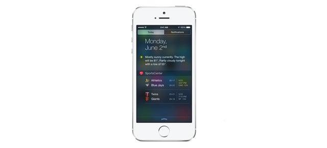 Yep, iOS Is Getting Widgets