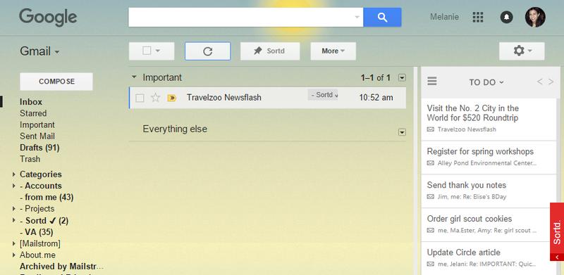 How I Finally Organized My Messy Inbox with Sortd
