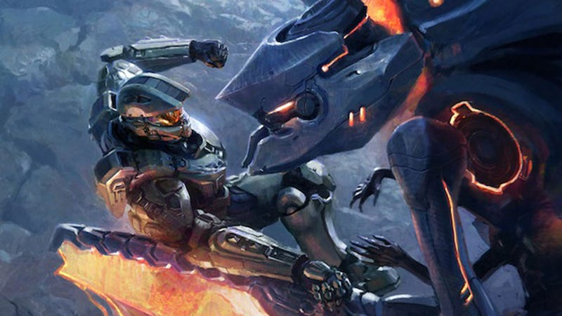 Halo 4 Players Are Getting (Sort of) Banned For Downloading a Halo 4 Map Pack