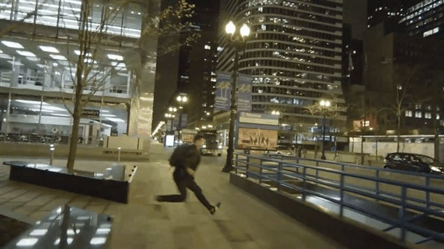 Watch Dogs Parkour By Expert Freerunners