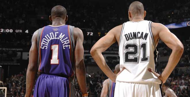 The Spurs Fan Solution: Sit Duncan!