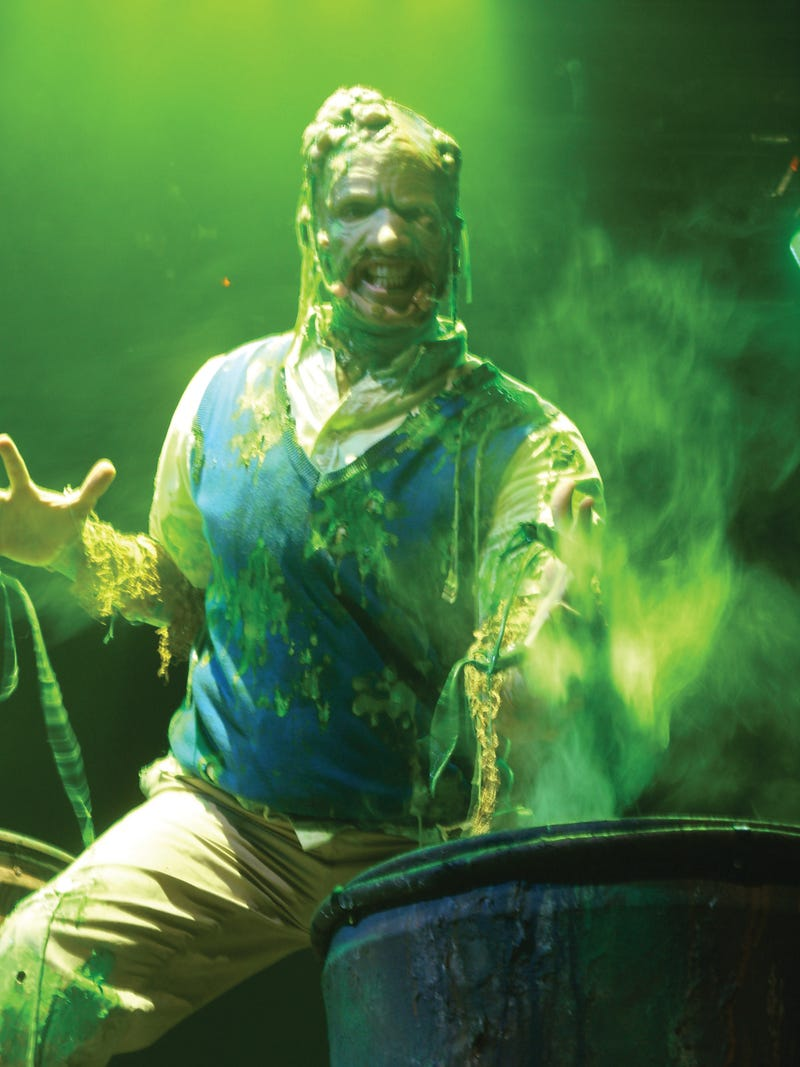 Toxic Avenger: The Musical Is A Spine-Ripping Good Time
