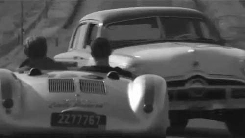 James Dean Dodges '50 Ford, Goes On To Save African Children