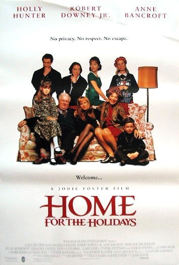 Midnight movie home for the holidays