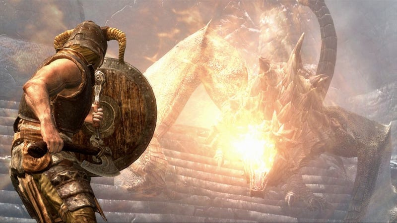 Elder Scrolls Developer Hacked. Again. Maybe.