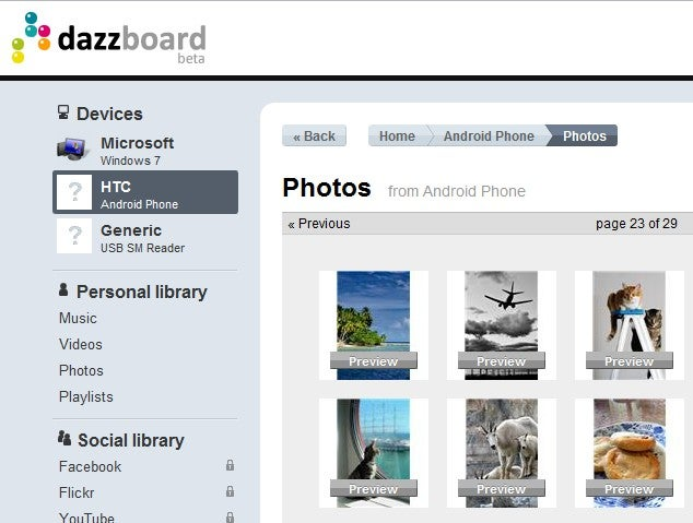 Dazzboard Syncs Your Videos, Photos, Music, and Even iTunes Library Across Devices