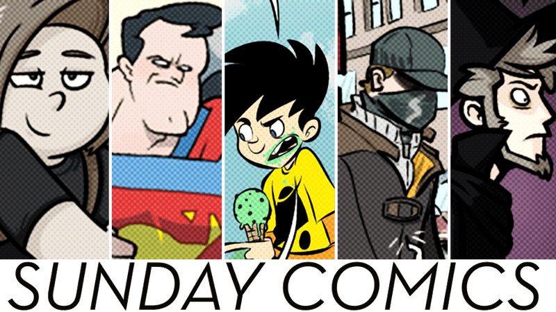 Sunday Comics: The Worst Thing You Can Do