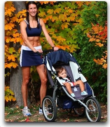 But What Will Parenthood Mean For Your Yuppie Fitness Routine?