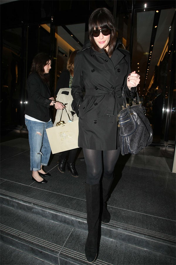 The No-Pants Plague Has Infected Liv Tyler