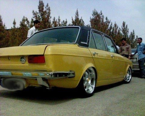 For $12,000, Iran When Parked