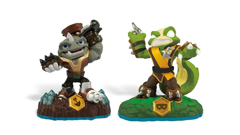 Skylanders: Swap Force Finally Gets The Toys Needed To Finish The Game
